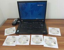 WSXGA+ 1680x1050 Business Thinkpad T60P Performance 2,33GHz ATi Fire WLAN 500GB