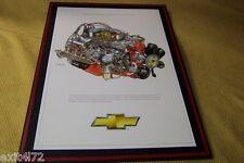1970 SS 454 LS6 Chevelle Chevrolet engine cut away David Kimble Yenko Nickey