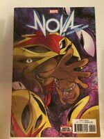 Nova Volume 7 #5 Marvel Comics (2017) VF/NM Ramon Perez 1st Printing