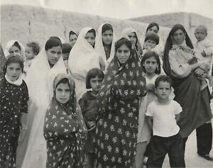 Marion POST-WOLCOTT: Tehran, Iran, 1962 / PIX-K / VINTAGE - STAMPED!