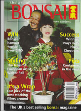 The Art of Bonsai Incorporating Japanese Gardens UK Magazine No 22 Dec 98