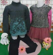 vêtements occasion fille 4 ans,robe ORCHESTRA,sweat,leggings,tunique VERTBAUDET