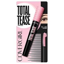 COVERGIRL Total Tease Waterproof Mascara Black 6g
