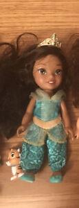 disney princess mini toddler doll Jasmine