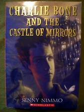 CHARLIE BONE AND THE CASTLE OF MIRRORS JENNY NIMMO 2005 SOFTCOVER