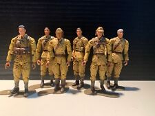 "21st Century Ultimate Soldier XD 3.75"" Vietnam Solider Toy Figure Lot of 6 Six"