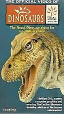 Dinosaurs: The Official Video Of The Natural History Museum [VHS],  VHS, ,
