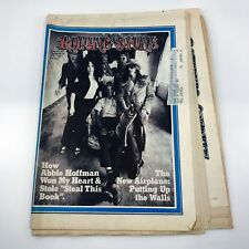 Rolling Stone Magazine - September 30, 1971 (#92) Jefferson Airplane *1118