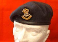 RAF Officers Beret Royal Air Force Officers Beret RAF + RAF Officers Badge