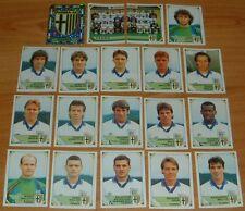 PANINI FOOTBALL CALCIATORI  1993-1994 PARMA AC COMPLET CALCIO ITALIA