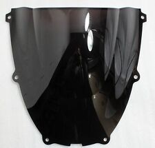 Black For Yamaha YZF600R Thundercat 1994-2007 ABS Windshield/Windscreen New