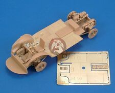 Royal Model 1/35 Camionetta AS 42 Sahariana Deck Update (for Italeri 6452) 496