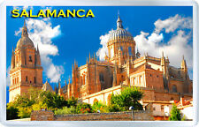 SALAMANCA ESPAÑA FRIDGE MAGNET SOUVENIR IMÁN NEVERA