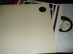 THE BEATLES : WHITE ALBUM 2LP APPLE 192-04173 GERMANY +ALL INSERTS !