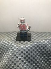 New Custom LEGO Minifigure Superhero Drax The Destroyer Guardians Of The Galaxy