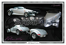 2000 Plymouth Prowler Poster Print