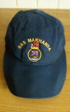 South African Navy -  SAS MAKHANDA P1569 Strike Craft Cap one size fits all