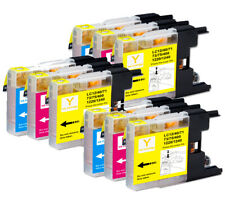 Printer Color Ink Tank use for Brother LC75 LC71 MFC-J825DW MFC-J835DW MFC-J6710