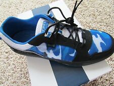 NEW SPERRY SON-R PONG BLUE CAMO SNEAKER SHOES MENS 11 ATHLETIC