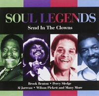 Various - Soul Legends-Send in the Clowns (CD) (2004) New