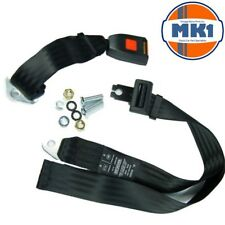 Mk1 Classic Car Parts Rock and Roll Bed Static Rear 2 Point Lap Seat Belt Kit