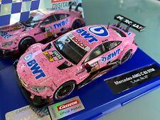 """Carrera Digital 132 30883 20030883 Mercedes-AMG C 63 DTM """" L. Auer, No.22"""" OVP"""