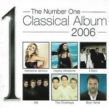 The Number One Classical Album 2006 - Various Artists (2005 Double CD Album)
