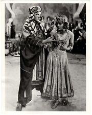 *THE SON OF THE SHEIK (1926) Rudolph Valentino Is Rejected By Vilma Banky Silent
