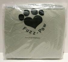 "Fuzz Paw Dog Cat Easy Whelping Pad Washable Reusable 19""x30"""