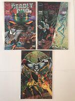 The Deadly Duo Comic Bundle - Image Comics Issues - Aug 2 + Dec 2 + Jan 3   (22)