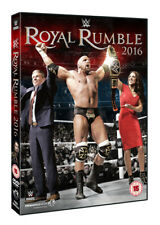 WWE: Royal Rumble 2016 DVD (2016) The New Day ***NEW***