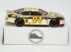 Bill Elliott 1998 #94 McDonalds Mac Tonight Ford Thunderbird Racing Champions