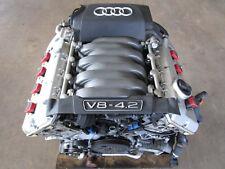 BBK s4 v8 4.2 344ps MOTORE AUDI s4 b6 b7 8e Cabrio 86tkm con garanzia