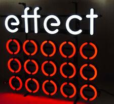 "Effect Energy, LED Neon 2 farbige Leuchtreklame, Leuchtwerbung Dimmer ""Effect"""