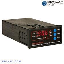 Terranova 906A Vacuum Gauge Controller, New by Provac Sales, Inc.