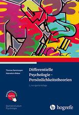 Differentielle Psychologie - Persönlichkeitstheorien Rammsayer, Thomas Weber, ..