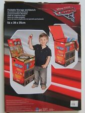 Disney-Cars-Aufbewahrungsbox,Ordnungsbox-Spielzeugkiste-Faltbox-NEU-