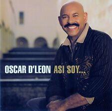 Oscar D 'Leon: ASI soy.../CD-Top-État