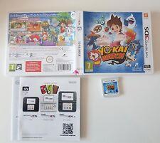 Yo-Kai Yokai Watch Nintendo 3ds