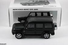 Mercedes G55 Facelift black 76248 AutoArt 1/18