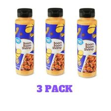 Great Value Boom Boom Shrimp Sauce 10.5 oz ( 3 Pack )