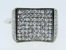 Modeschmuck-Ringe aus Messing für Herren