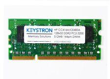CE483A 512MB Memory 4 HP LaserJet Enterprise 600 M603 M603n M603dn M603xh CC416A