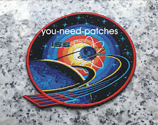 SpaceX ISS 63 Expedition NASA Soyuz MS-15 Logo Dragon Crew Demo-2 sew on Patch