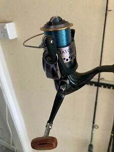 fishing rod and reel combo Carbon Fibre Comes With 12  Bearing Reel Spooled