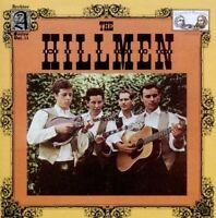 THE HILLMEN - THE HILLMEN (NEW & SEALED) CD Country Feat Chris Hillman The Byrds