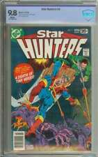 STAR HUNTERS #5 CBCS 9.8 WHITE PAGES