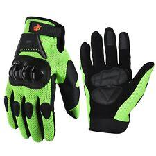 Motorcycle Power sports ATV Motocross Dirt Bike Street Bike Gloves Green