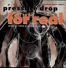 PRESSURE DROP FEAT ANITA JARRETT Got To Be For Real  CD 3 Tracks, Tipper Vocal E