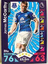 Match ATTAX 2016/17 premier League - #102 James McCarthy-Everton